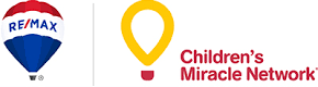 RE/MAX Children's Miracle Network logo